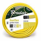 Шланг для полива SUNFLEX 3/4 25м, (Наличие, Наложка)WMS3/425
