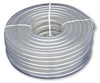Шланг вакуумно-напорный, METAL-FLEX, с оцинкованной спиралью, 38мм/30м, MF38