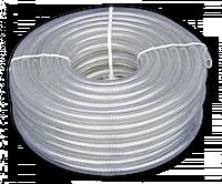 Шланг вакуумно-напорный, METAL-FLEX, с оцинкованной спиралью, 19мм/30м, MF19