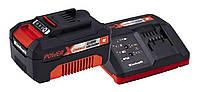 Аккумулятор + Зарядное устройство Einhell X-Change 18 В Li-Ion 4.0 Ач (4512042)