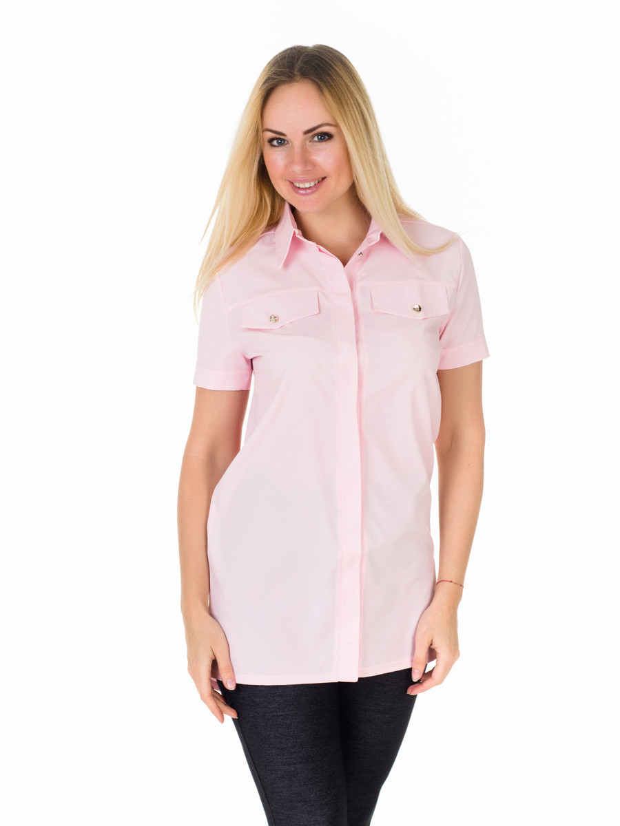 Женская рубашка-туника BR1005