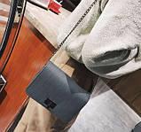 Сумка женская клатч Fluffy gray, фото 2