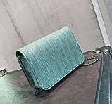 Сумка женская клатч Fluffy gray, фото 3