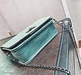 Сумка женская клатч Fluffy gray, фото 4