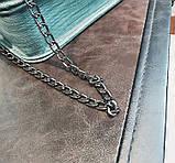 Сумка женская клатч Fluffy gray, фото 5