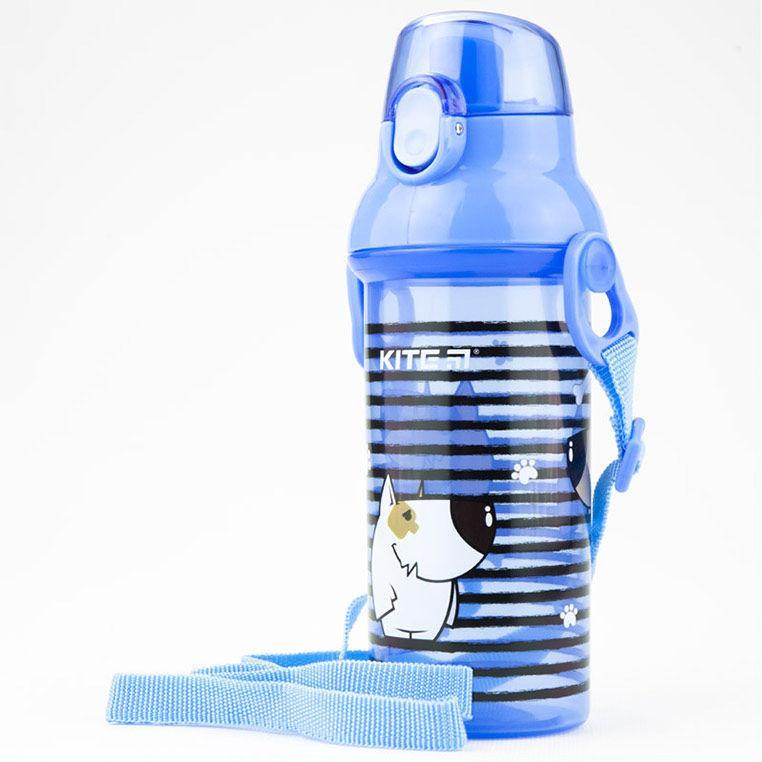 Бутылка для воды Kite 470мл K18-403_Розовый