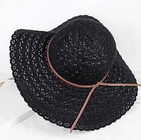 Летняя пляжная шляпа ( гепюр ), фото 1