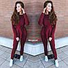 Женский костюм: кофта и укороченные брюки в расцветках. БЛ-6-0519, фото 8