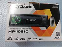 """Магнитола 45Wx4, SDcard, EQ, FM 18station, USB, MP3. """"Cyclone"""""""