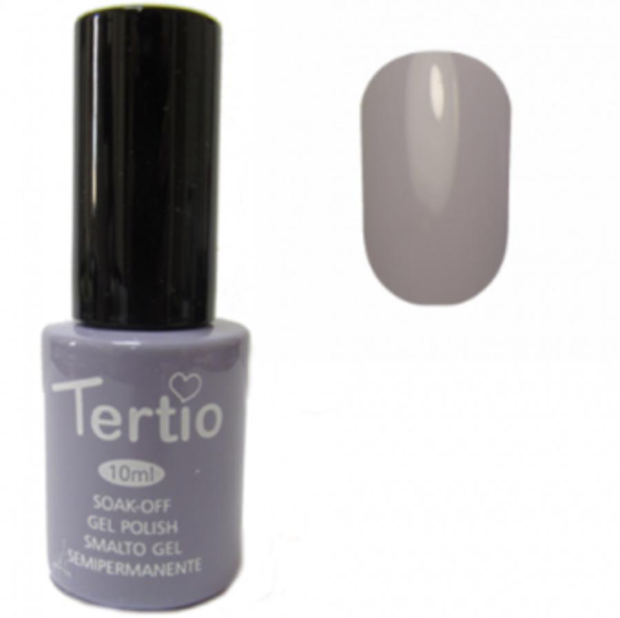 Гель-лак Tertio № 126 (пастельно-серый)