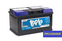 Автомобильный аккумулятор Topla top 85 Ач 800 А (0) R+ h=175мм