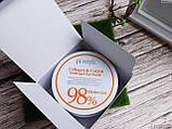 Гидрогелевые патчи для глаз с коллагеном и коэнзимом Petitfee Collagen & Co Q10 Hydrogel Eye Patch, 60 шт, фото 7