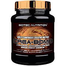 Креатиновый комплекс CREA BOMB 660г Смак : passion fruit