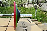 Штанга олимпийская стальная на 80 кг
