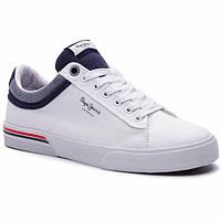 Кеды Pepe Jeans North Court PMS30530 White 800, фото 1