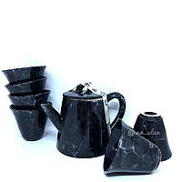 Набор посуды глиняный для чайной церемонии