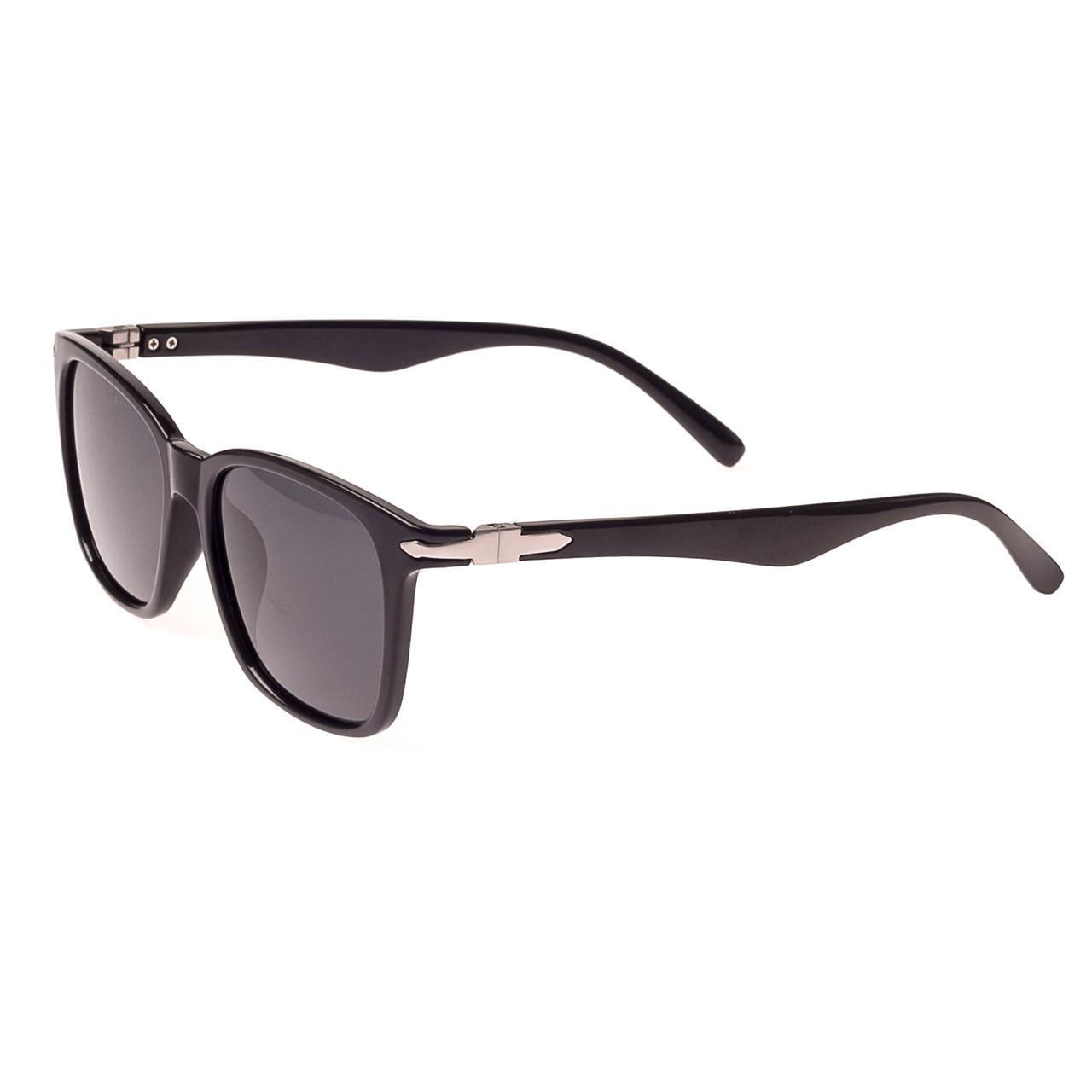 Солнцезащитные очки  Мужские цвет Черный      Линза-поликарбонат ( 8091-01 )