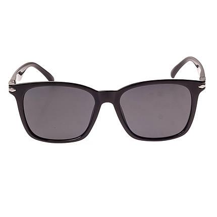 Солнцезащитные очки  Мужские цвет Черный      Линза-поликарбонат ( 8091-01 ), фото 2