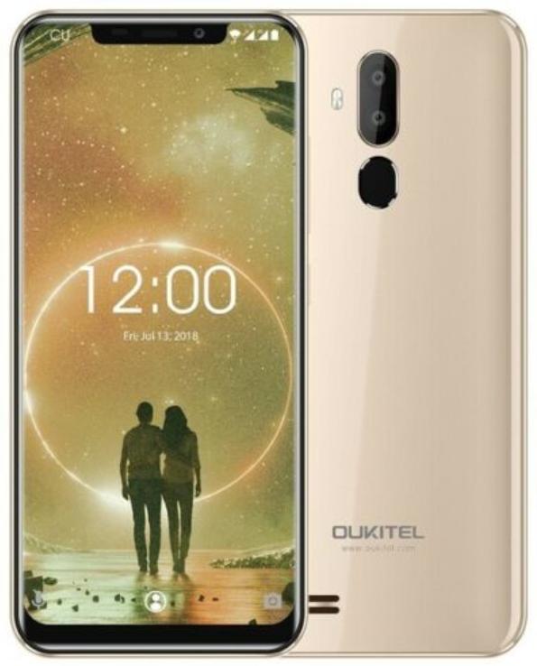 OUKITEL C12 2/16 Gb gold