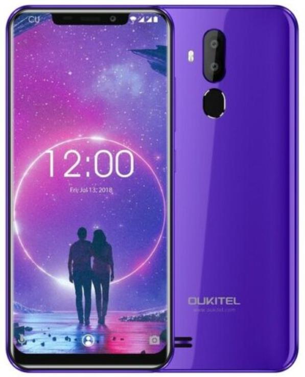 OUKITEL C12 2/16 Gb purple