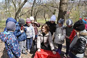 Квест на день рождения для Кирилла, 9 лет 14.04.2019 1