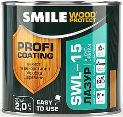 Лазурь для деревини SWL-15 дуб 0,75л