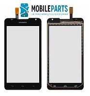Сенсор (Тачскрин) для телефона Huawei Y530-U00 (Черный) Оригинал Китай