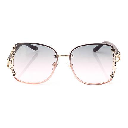 Солнцезащитные очки  Женские цвет Разноцветный      Линза-поликарбонат ( 18036-06 ), фото 2
