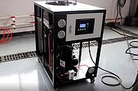 Чиллер для охлаждения термопластавтоматов и прессформ.