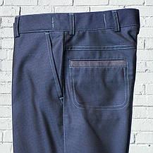 """Шкільний синій костюм для хлопчика 122-176 зросту """"Монако"""" з налокотниками, фото 2"""