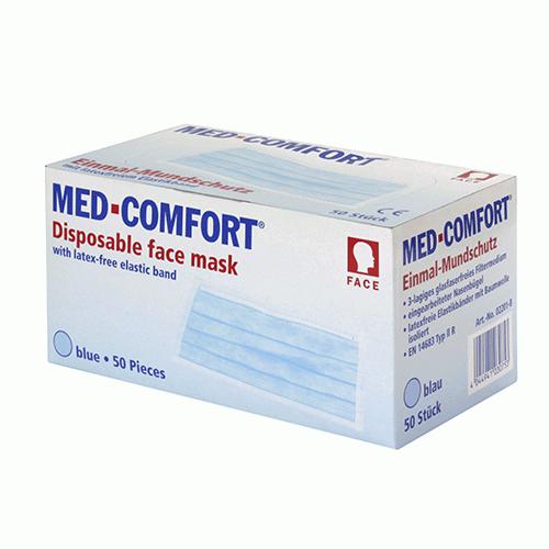 Маска защитная MED COMFORT. Ampri