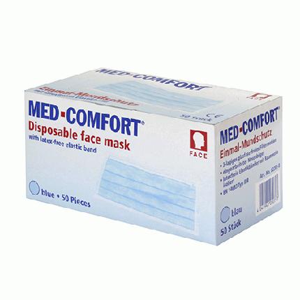 Маска защитная MED COMFORT. Ampri, фото 2
