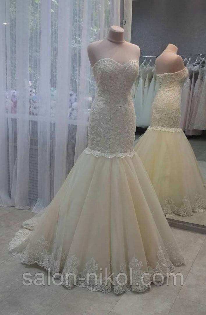 Свадебное платье 16-33