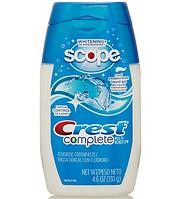 Crest Complete Plus Scope зубная паста Прохладная мята 130 г