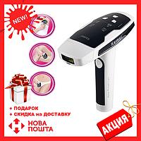 Лазерный эпилятор Kemei TMQ-KM 6812 | фотоэпилятор | фото эпилятор, фото 1