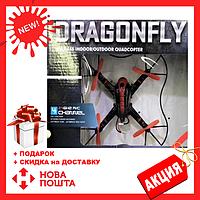 Квадрокоптер Dragonfly 407 | летающий дрон | коптер
