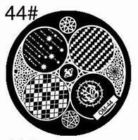 Диск для стемпинга  44 (маленький)