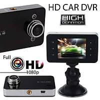 Автомобільний відеореєстратор DVR K6000 Full HD 1080 P | якісний реєстратор для авто, фото 1