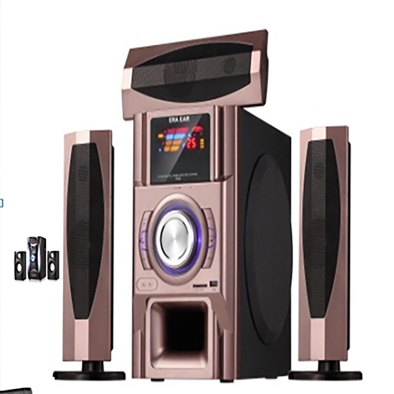PA аудио система колонка E-53 | профессиональная акустическая мощная колонка | музыкальная колонка