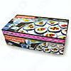Набір для приготування суші та ролів BRADEX «МІДОРІ» | суші машина | прилад для ролів, фото 2