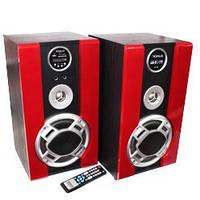 PA аудио система колонки Djack D60 | профессиональные акустические мощные колонки | музыкальная колонка