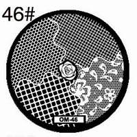 Диск для стемпинга 46 (маленький)