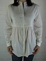 Рубашка женская D 8008 белая