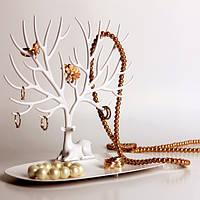Подставка для украшений My little Deer tray | подставка для бижутерии дерево олень, фото 1