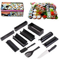Набор для приготовления суши и роллов BRADEX «МИДОРИ» | суши машина | прибор для роллов, фото 1