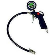 Пневмопістолет Einhell для накачування коліс, електронний манометр
