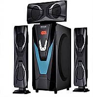 Система акустическая 3.1 Era Ear E-Y3L | профессиональная акустическая мощная колонка | домашний кинотеатр