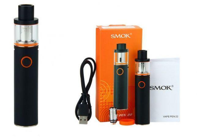 Электронная сигарета SMOK Vape Pen 22 Kit | мощная сигарета вейп