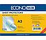 Файл для документов А5 Economix, 30 мкм, (100 шт / уп) E31104, фото 2