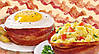 Набор форм для выпечки Perfect Bacon Bowl (съедобная тарелка из бекона), фото 2